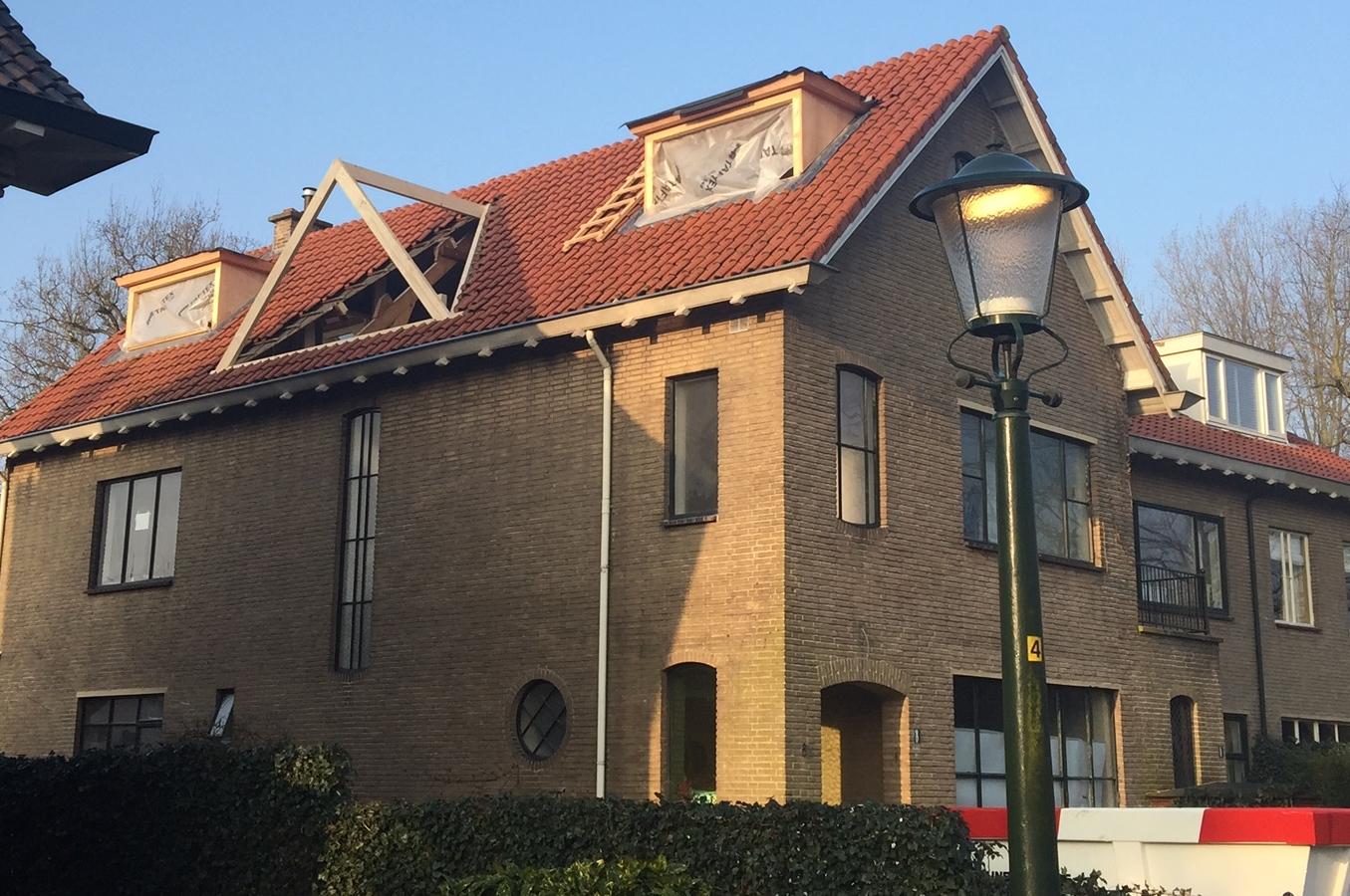 Renovatie jaren 30 huis vanwoonhuisnaardroomhuis - Huis renovatie ...