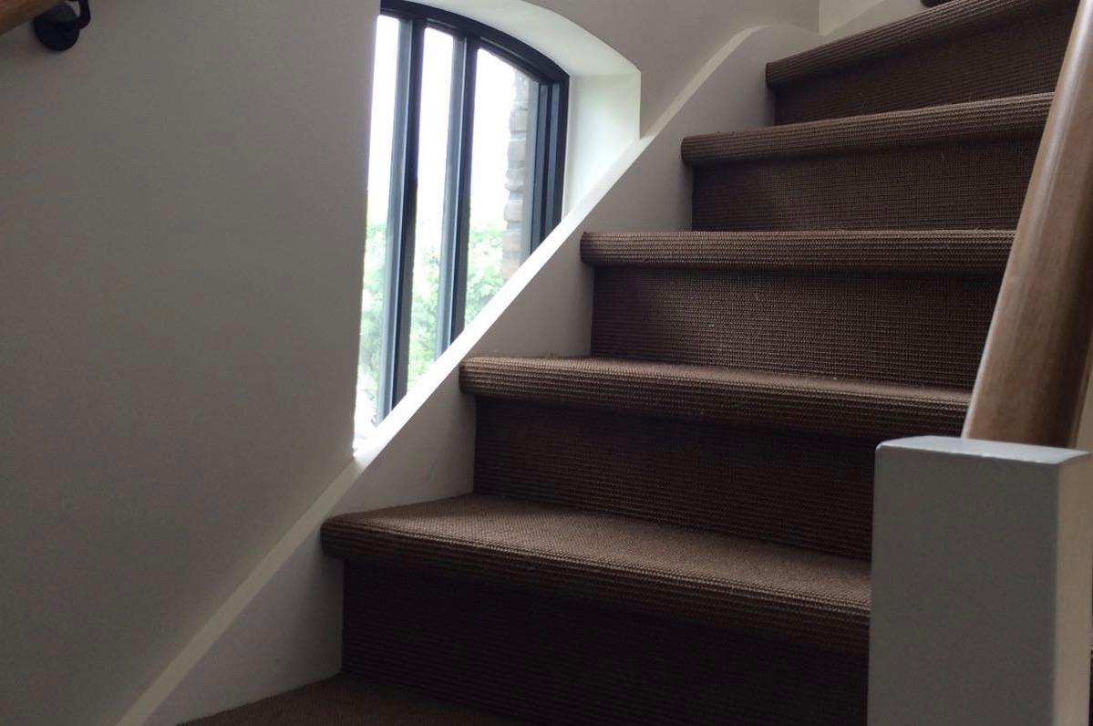 Ridderlaan trap - 2